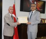 OSMAN AYDıN - Adıyaman Akılcı İlaç Kullanımı İl Koordinatörlüğü Ödüllendirildi