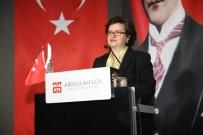 MATEMATIK - AGÜ'de 'Mühendislik Ve Liderlikte Kariyer' Konulu Konferans Düzenlendi