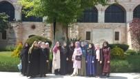 SULTAN AHMET CAMİİ - Akademi Üniversite İstanbul'u Gezdi