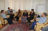 ŞEHİT POLİS - Akşehir'de Şehit Anneleri Unutulmadı