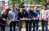 CENGIZ AYDOĞAN - Alanya'da İkinci Bahar Parkı Ve Spor Alanı'na Görkemli Açılış