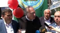 DÜNYA SÜT GÜNÜ - Bakırköy'de Litrelerce Çiğ Süt  Vatandaşlara  Dağıtıldı
