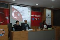 BARTIN VALİSİ - Bartın'da 'Kadına Şiddetin Önlenmesi Ve Kadın İstihdamının Artırılması' Çalıştayı