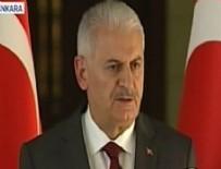 Başbakan'dan ABD'ye Kudüs tepkisi