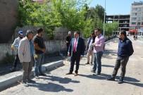 SEYRANI - Başkan Cabbar Yol Çalışmalarını Yerinde İnceledi