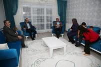 ŞEHİT POLİS - Başkan Ercan Şehit Annelerinin Kapısını Çaldı