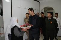 Başkan Gülenç Şehit Annelerini Yalnız Bırakmadı