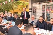 MEHMET BAYıNDıR - Başkan Özaltun Çarşı Esnafıyla Buluştu