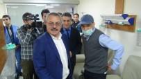 BATMAN VALİSİ - Batman'da Kayıtlı Bin 100 Kanser Hastası Var