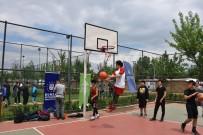 BASıN İLAN KURUMU - Bursa'da Sokak Basketbolu Heyecanı