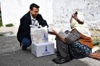 SU SIKINTISI - Büyükşehirden Ramazan Yardımları