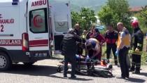 Çaycuma'da Trafik Kazası Açıklaması 3 Yaralı
