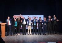 İBRAHIM AKGÜN - CHP Giresun'da Milletvekili Aday Adayları Tanıtıldı