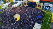 MABEL MATİZ - Çukurova Rock Festivali 80 Bin Müzikseveri Ağırladı