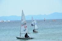 KÜÇÜK KIZ - Didim'de Yelken Şampiyonası Tamamlandı