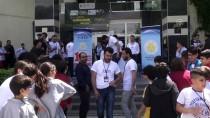BILIM ADAMLARı - Diyarbakır'da '1. Uluslararası Robot Yarışması'