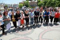 ŞEHİT YÜZBAŞI - Edirne'de 'Benim Annem Bir Melek' Fotoğraf Sergisi Açıldı