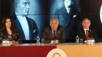 DURSUN ÖZBEK - Galatasaray'da Başkan Adaylarının Renkleri Belli Oldu
