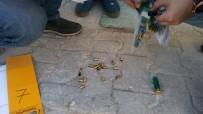 POMPALI TÜFEK - Gaziantep'te İki Grup Arasında Çatışma Açıklaması 4 Yaralı