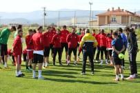MEHMET CEM HANOĞLU - Gazişehir Gaziantep Play-Off Hazırlıklarını Tamamladı