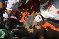 İŞGAL - Gazze'nin İsrail Sınırında Ölü Sayısı 43'E Ulaştı