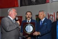 ISPARTA BELEDİYESİ - Günaydın'a Yılın Belediye Başkanı Ödülü