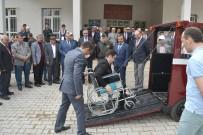 İBRAHIM ÖZKAN - Güneş Enerjisi İle Çalışan İlk Çok Fonksiyonlu Engelli Aracı