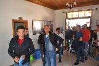 ATATÜRK EVİ - Hava Astsubay Yüksek Okul Öğrencileri Şuhut'u Ziyaret Etti