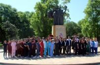 SAĞLIK MESLEK LİSESİ - Hemşireler; Günlerini Törenle Kutladı