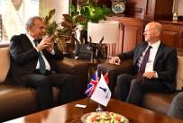 İZMIR MARŞı - İngiliz Büyükelçi'den İzmir'e 'Barcelona' Yakıştırması