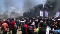 BEYTÜLLAHİM - İsrail Askerleri Batı Şeria'daki Gösterilere Müdahale Etti