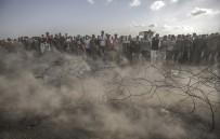 MÜLTECİ KAMPI - İsrail Barbarlığı Zirve Yaptı Açıklaması 10 Ölü, En Az 500 Yaralı