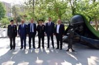 JANDARMA GENEL KOMUTANI - Jandarma Genel Komutanı Orgeneral Çetin, Kırıkkale'de