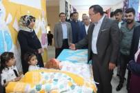 AHMET GAZI KAYA - Kahta Halk Eğitim Merkezinde Yıl Sonu Sergisi Yapıldı