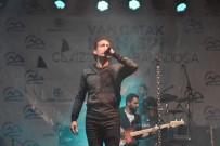 HAVAİ FİŞEK - Kanispi Festivali Kıraç Konseriyle Son Buldu