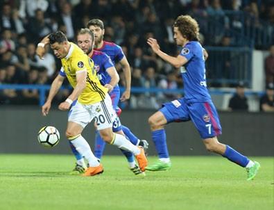 Kardemir Karabükspor 0 - 7 Fenerbahçe