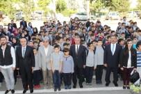 MUSTAFA GÜLER - Kaymakam Güler  Ve  Başkan Köşker Okul Ziyareti Gerçekleştirdi