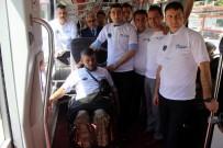 AHMET ÖZKAN - Kayseri'de Engelliler İçin 'Engelsiz Ulaşım Seferberliği'