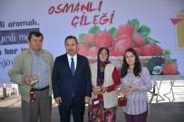 HÜSEYIN YıLMAZ - Kdz. Ereğli'de En Güzel Osmanlı Çileği Ve Pastası Seçildi