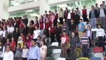 KISA MESAFE - Kilis'te Engelliler Olimpiyatı