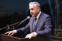MUSTAFA AKINCI - KKTC Cumhurbaşkanı Akıncı'dan İsrail'e Kınama