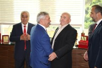 ALI BEKTAŞ - Kozlu Belediyesi Yeni Hizmet Binasına Taşındı