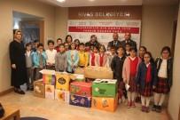 HAYAT AĞACı - Mehmetçik İlkokulu'ndan Hayat Ağacına Yardım