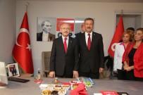 AYTUĞ ATICI - Mersin'de CHP'nin Yeni İl Binası Kılıçdaroğlu'nun Katılımı İle Açıldı