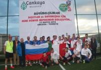GÜNEY AFRIKA - Mini World Cup 18'De Kupa İtalya'nın