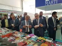KITAP FUARı - Niğde Belediyesi 3.Kitap Fuarı'na 70 Bin Ziyaretçi