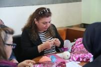 Niğde'de Dolgu Oyuncak Bebek Yapım Kursu Açıldı