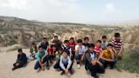 Öğrenciler Nevşehir, Aksaray Ve Konya'yı Gezdi