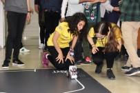 ROBOT YARIŞMASI - Öğrenciler Tasarladı, Robotlar Yarıştı