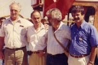DOSTLUK KÖPRÜSÜ - Osman Özgüven'e Yunanlılardan Barış Ödülü